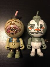 Jamungo BUDS Blow Up Dolls Series 2 2007 3.5in Action Figure Original Opened