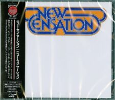 New Censation by The New Censation (CD, Dec-2017)