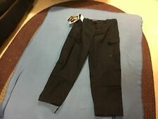 Tru-Spec Men's NWT Black Tactical Response Pants. Size XL FREE SHIPPING