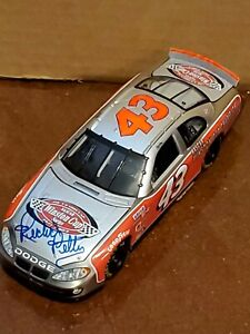 RARE-2003-Action-RFO-Richard-Petty-43-Victory-Lap-Dodge-1-24-Platinum