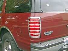 FORD EXPEDITION 1997 - 2002 TFP ABS CHROME TAIL LIGHT COVER