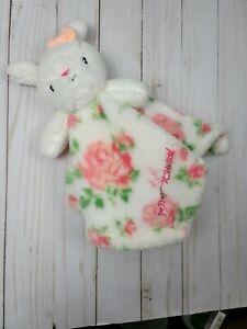 Betsy the Bear Lovey Blanket