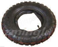 Kawasaki Kv75 Mt1 Monkey Bike Tire & Inner Tube Set 3.50 X 8