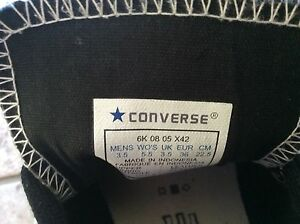 converse-all-star-Pelle-Size-36