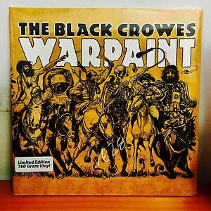 Details About Warpaint The Black Crowes Vinyl Lp Jun 2008 Silver Arrow Records Sealed