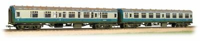 Obbediente Bachmann :- 39-001 Br Mk1 Sk Coach Twin Pack Works Test Train ( Weathered) Top Angurie