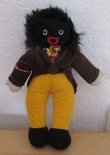 Stoff Puppe - Gollnies Junge 27cm