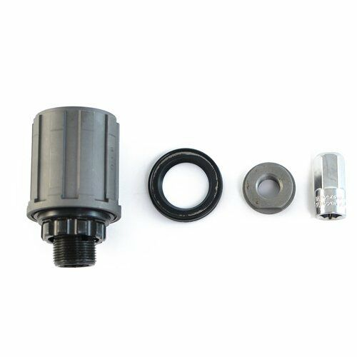 SRAM Front Hub QR 100x9 mm Axle End Caps Set for RISE 40 Wheels