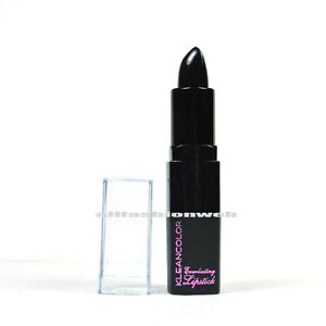 1-KLEANCOLOR-EVERLASTING-LIPSTICK-LS24-034-701-BLACK-034-CREAMY-LIP-STICK