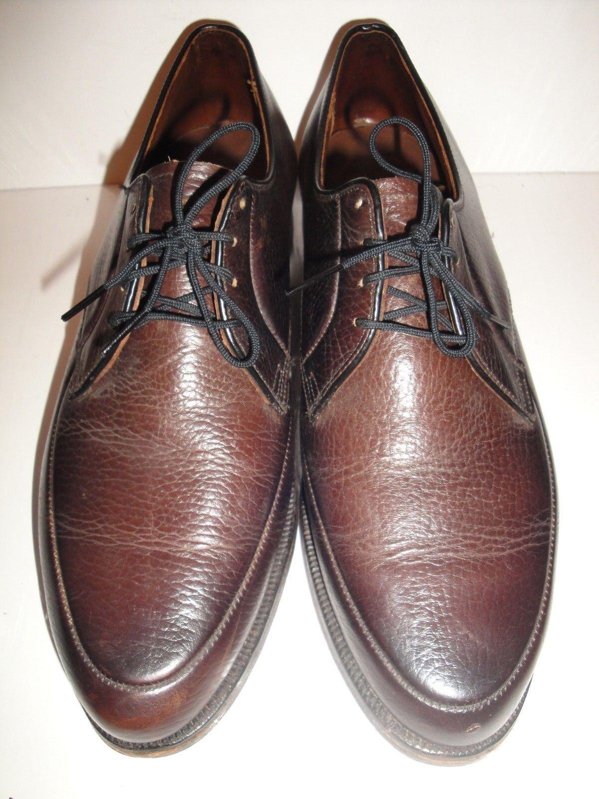 Stuart Holmes  Executives  Brown Leather Oxfords Men's shoes Size 8M