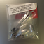 2 Dual Spring Dampers FSEN 2 Sets for Redcat Blackout XBE XTE of 1 Shock Tower