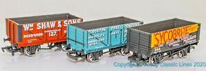 Bachmann-33-033-OO-Gauge-Coal-Trader-Classics-039-Yorkshire-039-triple-pack