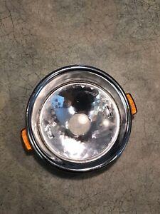 Schwinn-Pumpkin-Ball-Light-Parts-Stingray-Krate-Untested