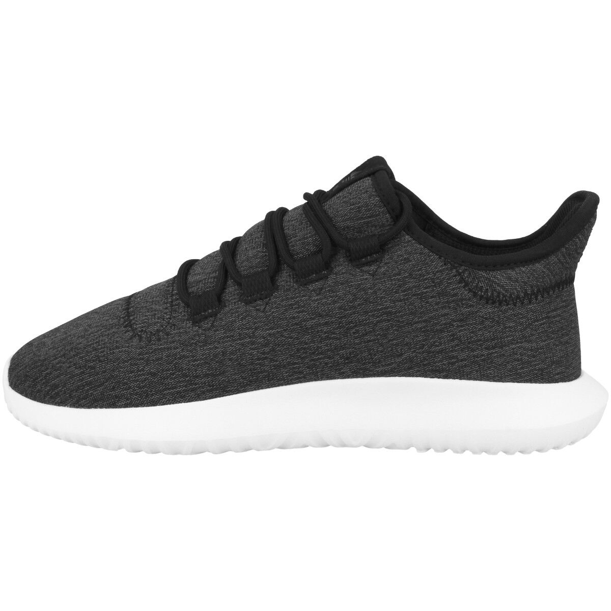 Zapatos promocionales para hombres y mujeres Adidas Tubular Shadow Women Schuhe Runner Sneaker Laufschuhe black white CQ2460
