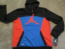 pretty nice 0f07e 0bbc6 item 7 NEW Boys NIKE AIR JORDAN THERMA-FIT Fleece Lined Hoodie XLBlue Red Blk  FREE SHIP -NEW Boys NIKE AIR JORDAN THERMA-FIT Fleece Lined Hoodie ...
