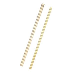 "Brass Round Rod Bar Stock 10/"" Made of Premium Brass Dia 9mm"