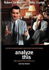 Analyze This 0883929155293 DVD Region 1 P H