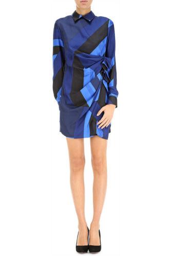 Colletto Stampa Smith Dress Paul Print Collar Abito qt7FE