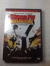 KUNG FU HUSTLE DVD WITH SLIPCOVER STEPHEN CHOW WIDESCREEN