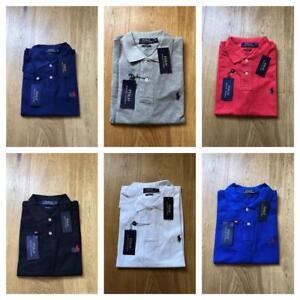 Men-039-s-Ralph-Lauren-Polo-Short-Sleeve-Polo-Shirt