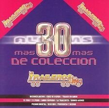 Los Traileros del Norte Mas 30 Albums De Coleccion CD