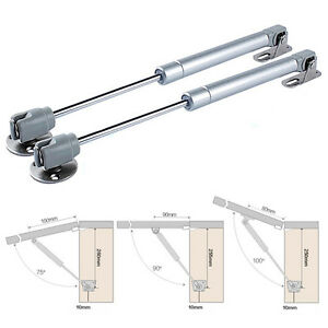 1pcs Furniture Cabinet Door Pneumatic Support Hydraulic Gas Spring Stay Strut