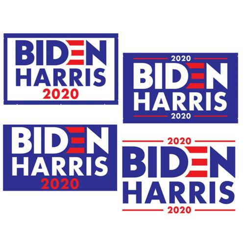 Joe Biden Kamala Harris Campaign for 2020 America President 3x5 Flag Democratic