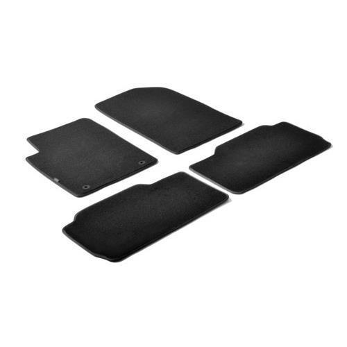 Set tappeti su misura in moquette - Nero - Citroen Xsara Picasso (2/00-9/10)