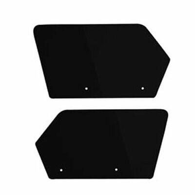 Maier UTV Rear Number Plates Black for Polaris RANGER RZR XP 1000 TRAILS /& ROCKS Edit 2018