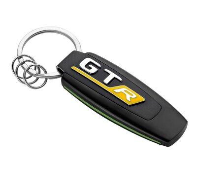 Mercedes-benz AMG Keyring Black Silver Yellow Green B66953340