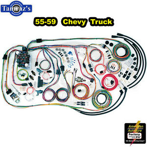 [SCHEMATICS_48DE]  55-59 Truck Classic Update Series Complete Body & Interior Wiring Harness  Kit | eBay | Chevy Truck Wiring Harness Ebay |  | eBay