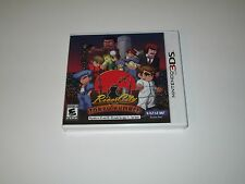 River City: Tokyo Rumble Nintendo 3DS w/Limited Edition Kunio Keychain FREE SHIP