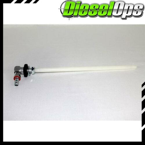 """FueLab Velocity Draw Straw Tube Kit 1//2/"""" for Dodge//Open Tanks for 200GHP DMAX"""