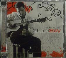 CD JAIME CUADRA - cholo soy, nuevo - embalaje original
