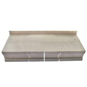 Mini-Aluminium-Mitre-Cutting-Saw-Box-Guide-45-90-180-Degree-Angles-Wood-TE792
