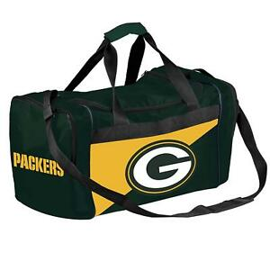 8137d714d2 Green Bay Packers Duffle Bag Gym Swimming Carry On Travel Luggage ...