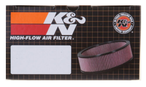 """KN Round Replacement E-3506 K/&N Custom Air Filter 5-5//16/""""OD 4-1//16/""""ID 2-3//8/""""H"""