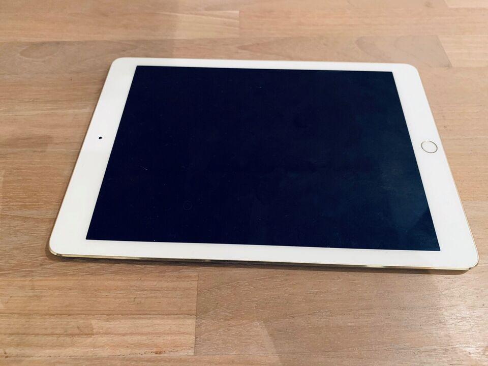 iPad Air 2, 16 GB, hvid