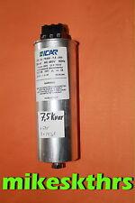 7,5kvar 3x39,3µF 450V 3Phasen Phasenschieberkondensator Blindstromkondensator uF