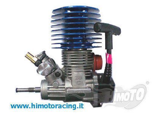 02060SH28 MOTORE A SCIOPPIO .28 4.57cc 3,6HP  TAIWAN SH ENGINE .28CXP HIMOTO  l'ultimo