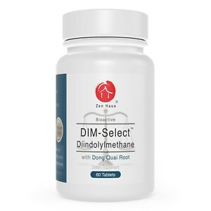 Zen-Haus-DIM-Select-130-mg-with-BioPerine-Dong-Quai-Root-and-Broccoli-Extract