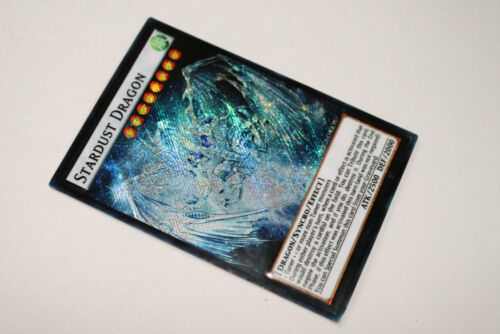 Stardust Dragon ORICA SECRET RARE Yugioh alternative altered art custom proxy