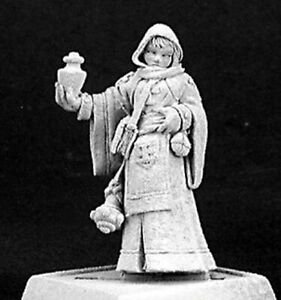 1-x-OLIVIA-CLERIC-WARLORD-REAPER-figurine-miniature-rpg-jdr-pretre-mage-14328