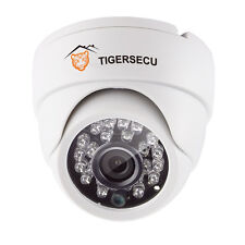 800TVL CCTV Security Camera Dome Indoor 3.6mm Lens IR-CUT Day Night Vision