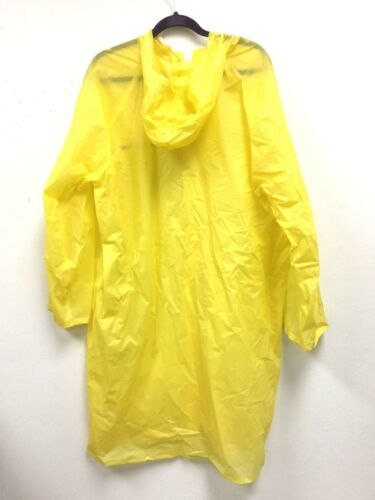 Turner Pictures Yellow Raincoat Official Movie Promo Singin/' In The Rain Jacket
