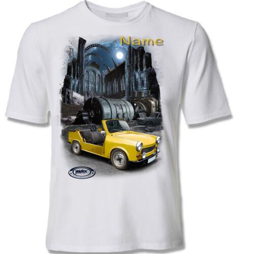 TRABANT 601 KÜBEL Tuning T Shirt Shirt T-Shirt original YOUTEX