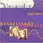 Mendelssohn: String Quartet Op. 80; Schumann: Piano Quintet (2009)