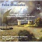 Felix Draeseke - Draeseke: Symphonia tragica; Overtures