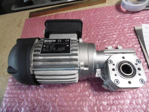 Motor Getriebemotor Bosch 3 842503582 1300UpM auf 86,7 UpM 0,09KW unbenutzt