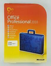 Office 2010 Professional Pro DVD Retail Box Vollversion Englisch 269-14670